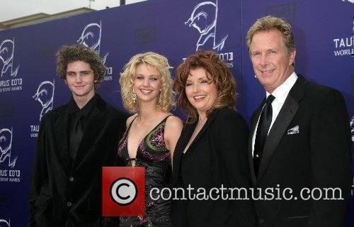 Morgan Brittany, Jack Gill and guests 2007 Taurus...