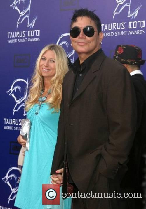 Michael DeLorenzo and guest 2007 Taurus World Stunt...