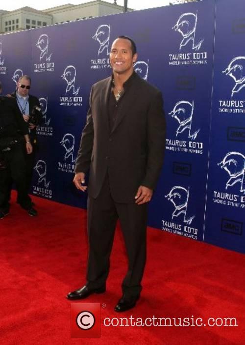 Dwayne Johnson aka The Rock 2007 Taurus World...