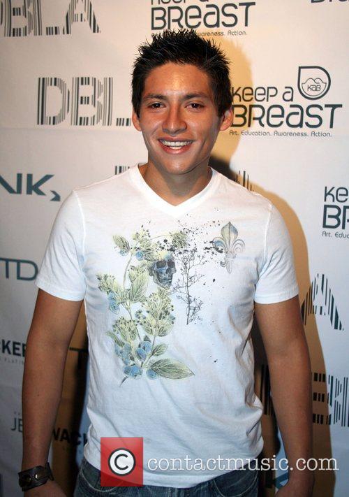 Carlos Pratt Tdink Magazine's 2nd Annual Fashion Walk-Off...