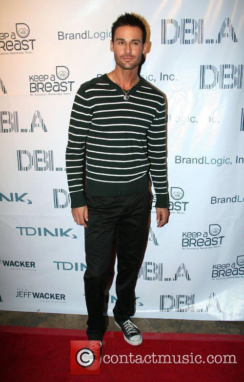 JP Calderon Tdink Magazine's 2nd Annual Fashion Walk-Off...