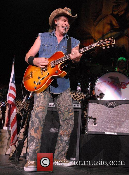 Ted Nugent, Us Cellular Coliseum