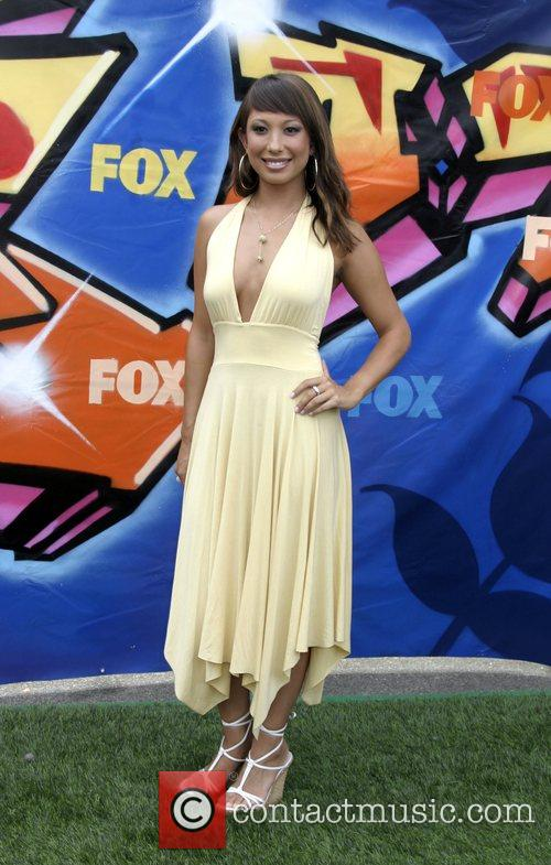 Teen Choice 2007 awards - arrivals at the...