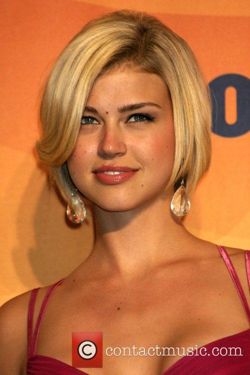 Adrianne Palicki Teen Choice 2007 awards - Press...