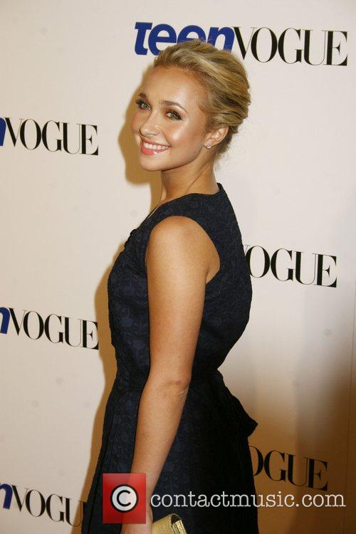 Hayden Panettiere Teen Vogue Young Hollywood Party held...