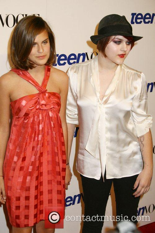 Tallulah Willis and Frances Bean Cobain Teen Vogue...