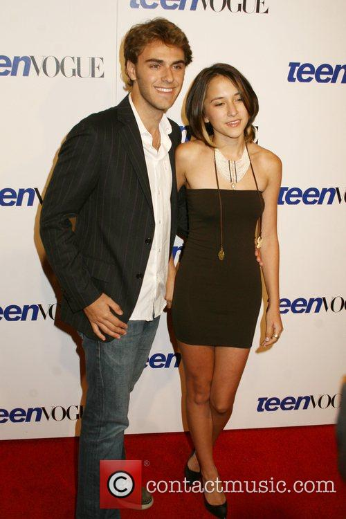 Zelda Williams and guest Teen Vogue Young Hollywood...