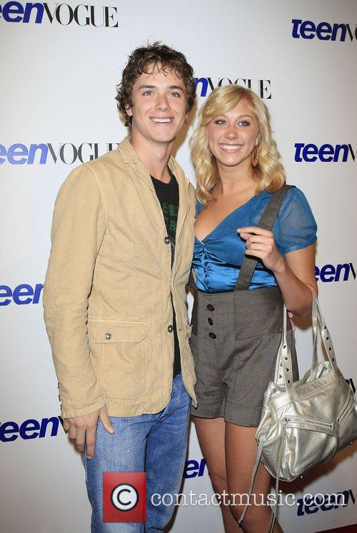 Jeremy Sumpter and guest Teen Vogue Young Hollywood...