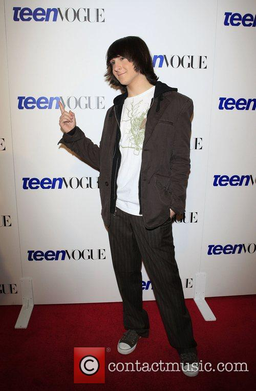 Mitchel Musso Teen Vogue Young Hollywood Party held...