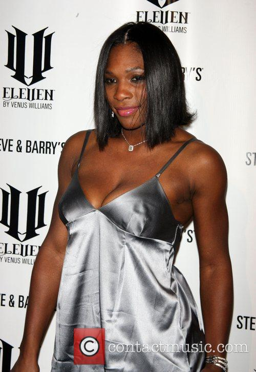 Serena Williams Launch party at Tejune to celebrate...