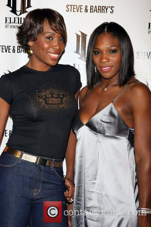 Venus Williams and Serena Williams 7