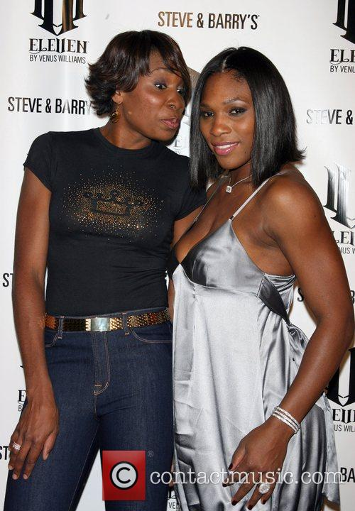Venus Williams and Serena Williams 8
