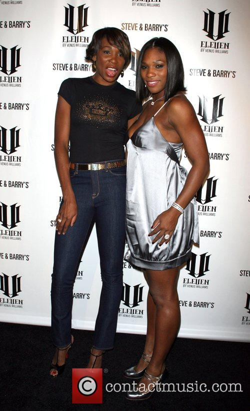 Venus Williams and Serena Williams 4