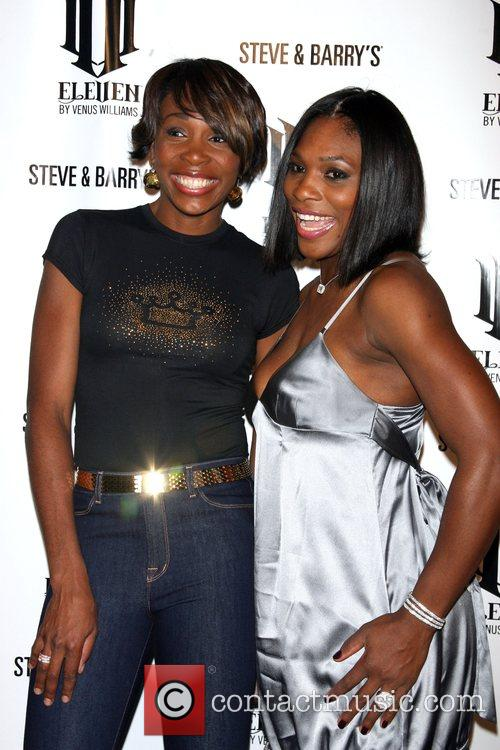 Venus Williams and Serena Williams 5