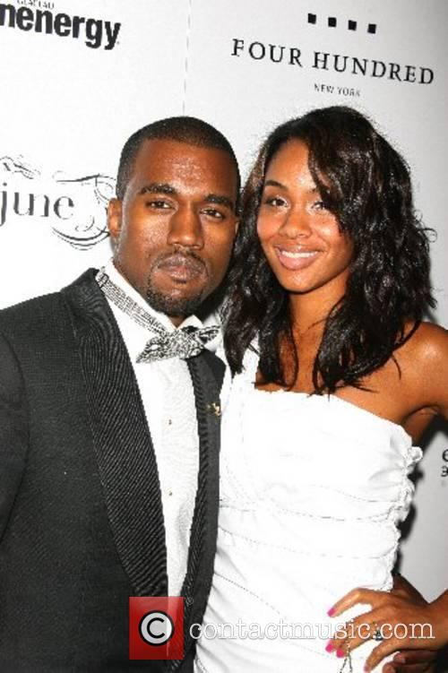 Kanye West and Alexis Phifer Ten June owners...
