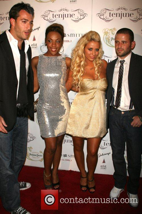 Aubrey O'day, Dawn Richard and Eugene Remm 5
