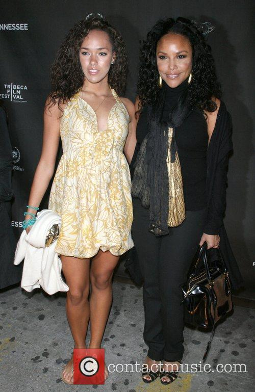Grace Gibson and Lynn Whitfield 7th Annual Tribeca...