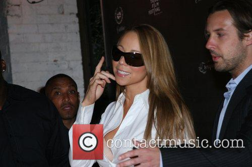Mariah Carey, Eminem, Las Vegas, Nick Cannon, Selita Ebanks and Tommy Mottola 5