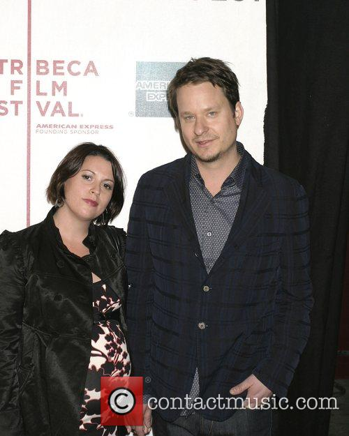 Aaron Woodley and Guest 7th Annual Tribeca Film...