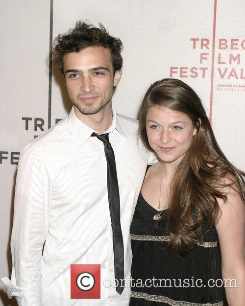 Melissa Benoist and Guest  7th Annual Tribeca...
