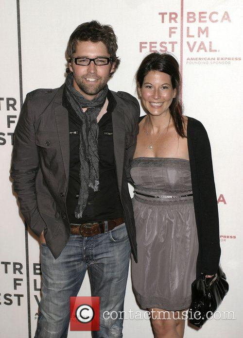 Russell Schaumburg and Guet 7th Annual Tribeca Film...