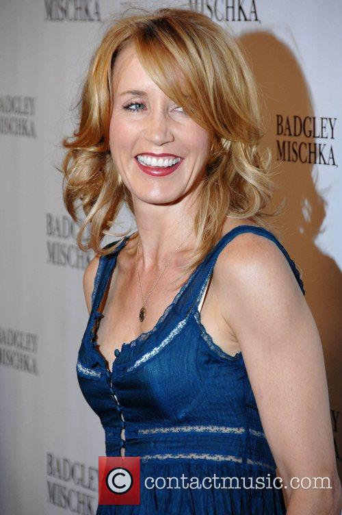 Felicity Huffman Badgley Mischka Ad Campaign Event sponsored...