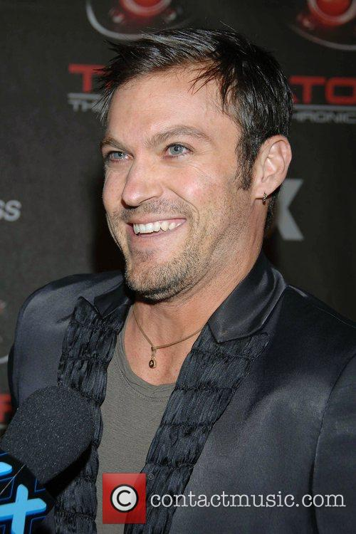 Brian Austin Green Premiere of 'Terminator: The Sarah...
