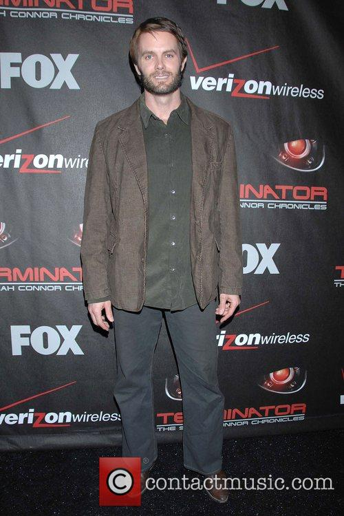 Garret Dillahunt Premiere of 'Terminator: The Sarah Connor...