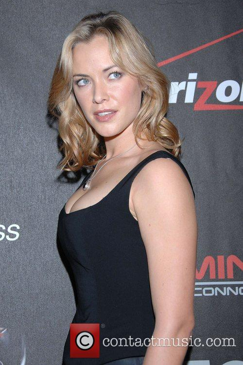 Kristanna Loken Premiere of 'Terminator: The Sarah Connor...