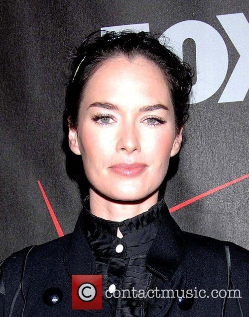 Lena Headey Premiere of 'Terminator: The Sarah Connor...