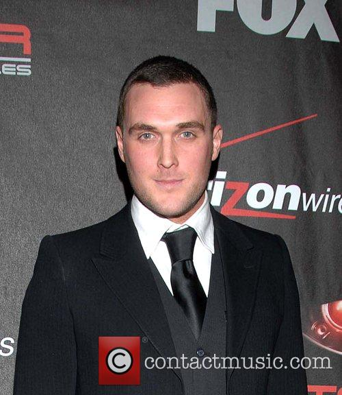 Owain Yeoman Premiere of 'Terminator: The Sarah Connor...