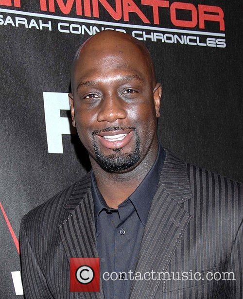 Richard T. Jones Premiere of 'Terminator: The Sarah...