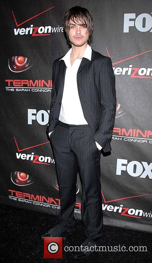 Thomas Dekker Premiere of 'Terminator: The Sarah Connor...