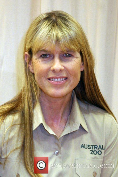 Terri Irwin and Steve Irwin 9