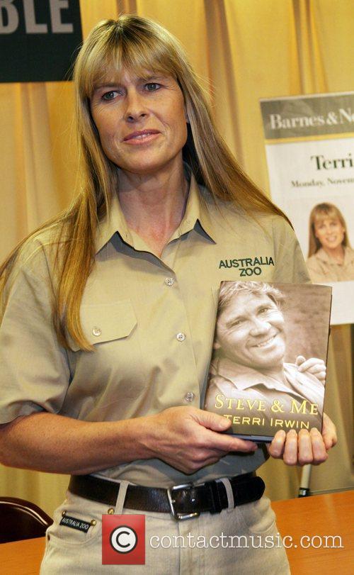 Terri Irwin Book
