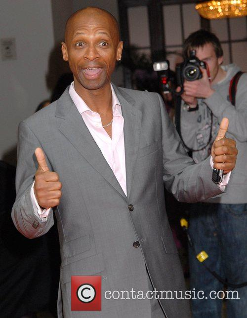 Andy Abraham attending the Tesco Magazine Mum of...