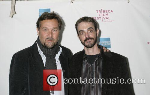Phedon Papamichael and Guest 2008 Tribeca Film Festival...