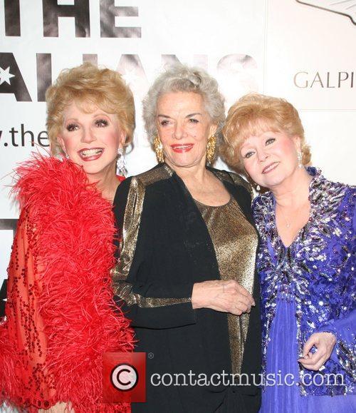 Ruta Lee, Jane Russell, Debbie Reynolds Thalians 52nd...