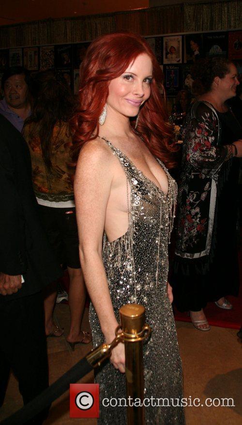Phoebe Price Thalians 52nd Anniversary Gala held at...