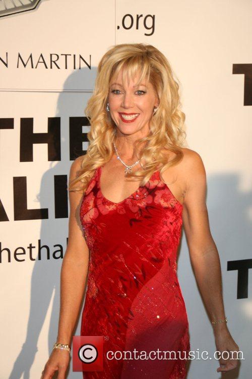 Lynn Holly Thalians 52nd Anniversary Gala held at...