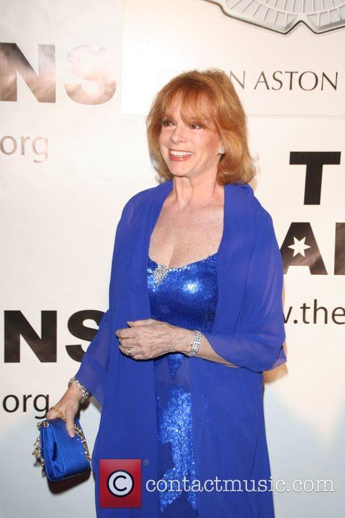 Luciana Paluzzi Thalians 52nd Anniversary Gala held at...