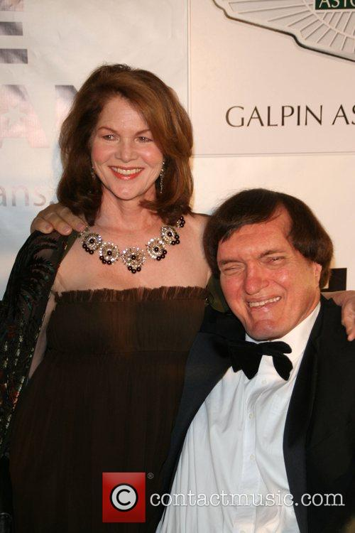 Lois Chiles and Richard Kiel