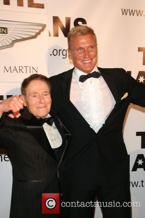 Jack LaLanne, Dolph Lundgren Thalians 52nd Anniversary Gala...