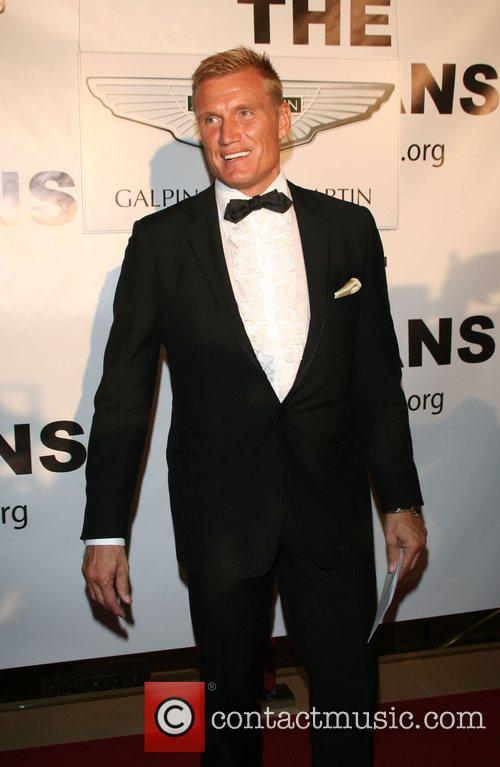 Dolph Lundgren Thalians 52nd Anniversary Gala held at...