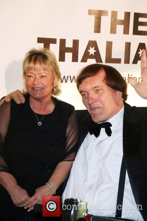 Richard Kiel and Diane Rogers 2