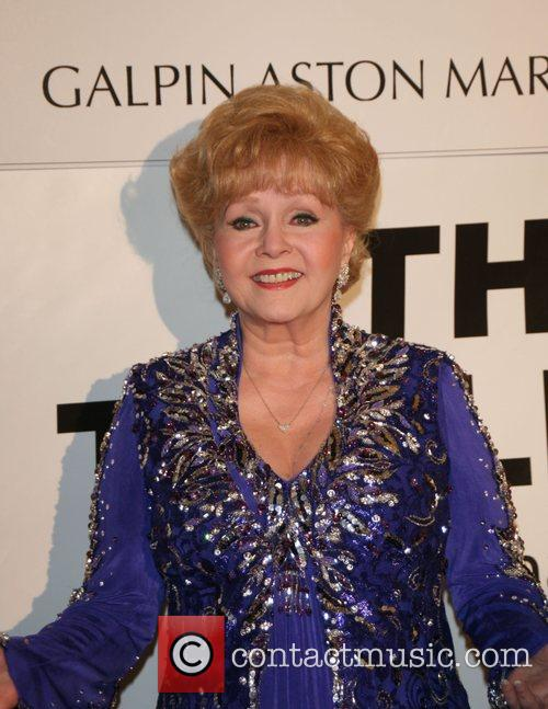 Debbie Reynolds Thalians 52nd Anniversary Gala held at...