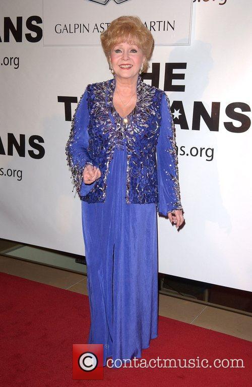 Debbie Reynolds Thalians 52nd Anniversary Gala raising funds...