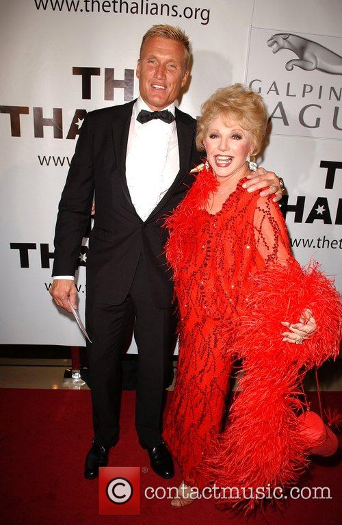 Dolph Lundgren and Ruta Lee Thalians 52nd Anniversary...