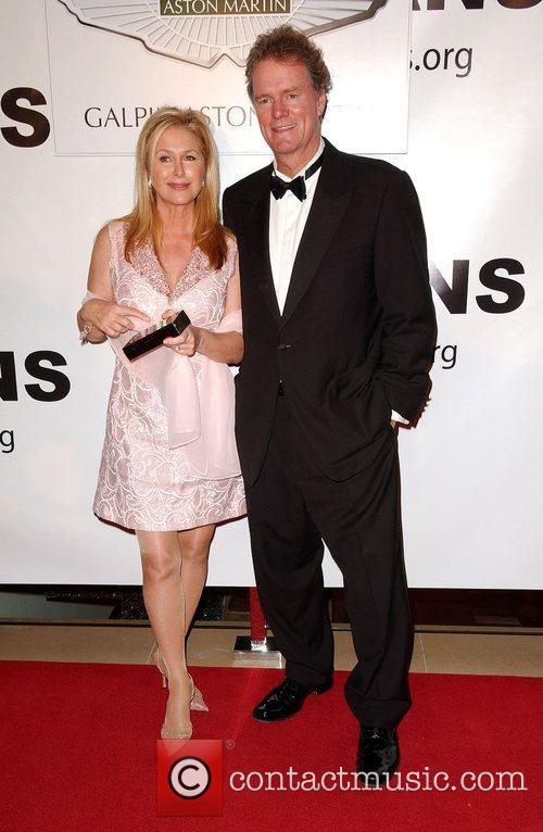Kathy Hilton and Rick Hilton Thalians 52nd Anniversary...