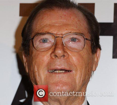 Roger Moore Thalians 52nd Anniversary Gala raising funds...